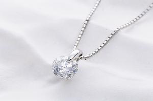 ダイヤネックレスのイメージ